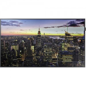 Samsung 55'' UHD Resolution (3840 X 2160) 24/7 Hour Usage Multi-screen support IP5x Certified Display