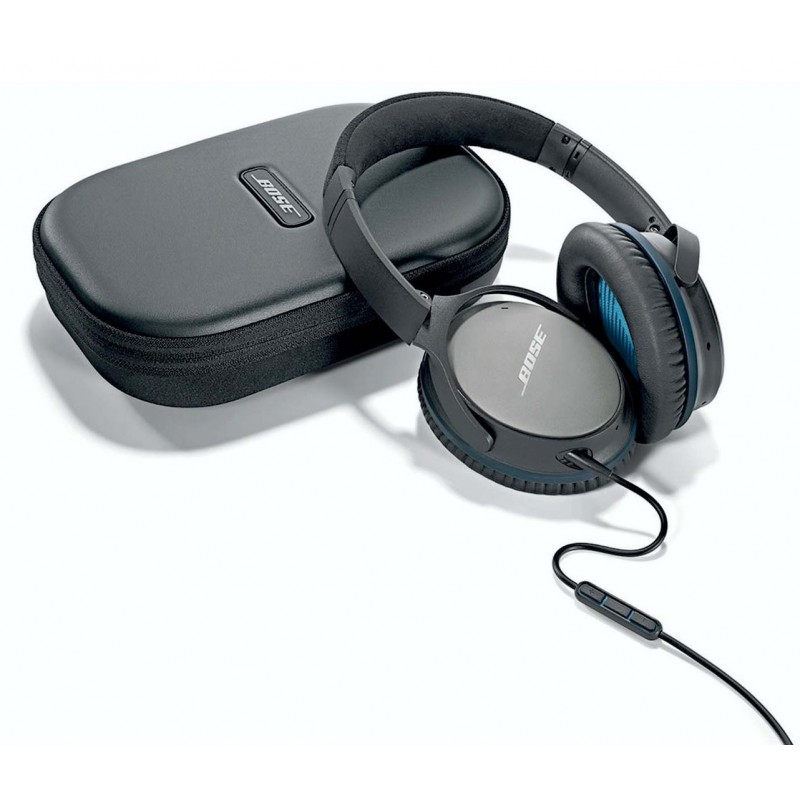 8456fd6d931 OPEN BOX - BOSE QuietComfort 25 HEADPHONE (QC25) - BLACK ...