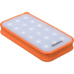 Adata D8000 Orange 8000mah Power Bank