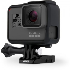 GoPro HERO 6 Black Full HD Action Camera