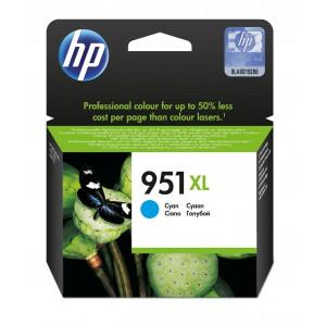 HP CN046AE 951XL High Yield Original Ink Cartridge, Cyan CARTRIDGE