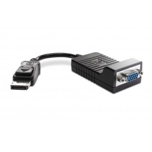 HP AS615AA DisplayPort to VGA Adapter