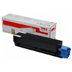 OKI 44992404 High Yield Black Laser Toner Cartridge