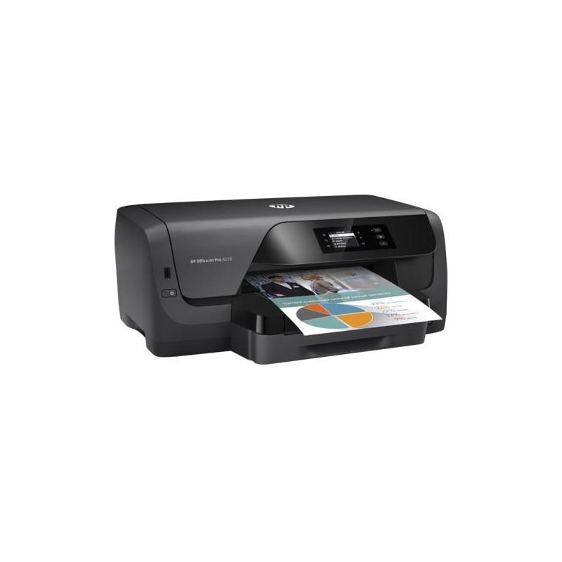 hp officejet pro 8210 d9l63a single function printer. Black Bedroom Furniture Sets. Home Design Ideas