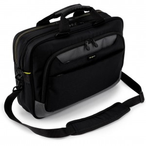 TARGUS - CITYGEAR 14 SLIM TOPLOAD LAPTOP CASE BLACK