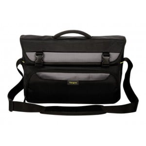 TARGUS - CITYGEAR 15-17.3 LAPTOP MESSENGER BLACK