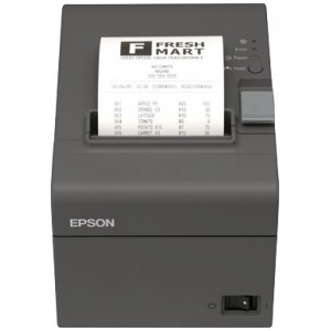 EPSON C31CD52007 TM-T20II (003) BUILT-IN USB ETHERNET EDG PS EU - (Printers > Point of Sale Printers)