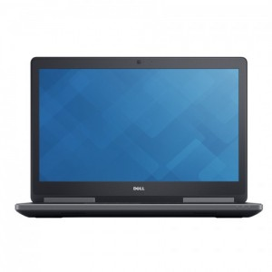 Dell M7520-I7 Precision M7520 Intel Core i7-7920HQ X4 3.1GHz 32GB 512GB SSD, Black