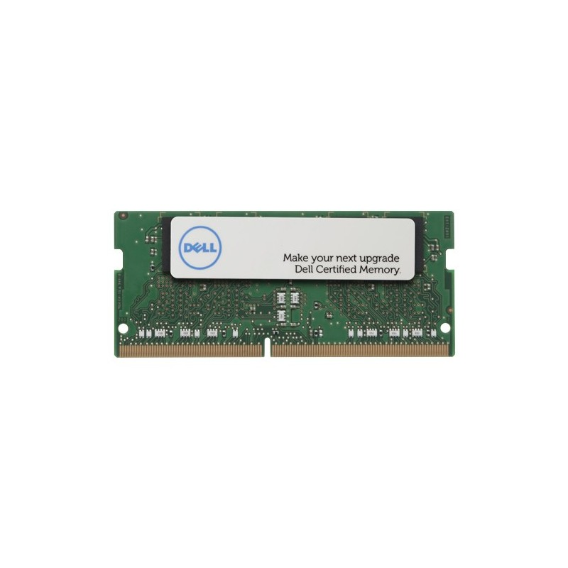 Dell A9210967 8gb Ddr4 Sdram 260 Pin Sodimm Ddr4 2400 Pc4 19200