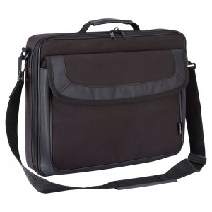 TARGUS - CLASSIC 15-15.6 CLAMSHELL LAPTOP CASE BLACK