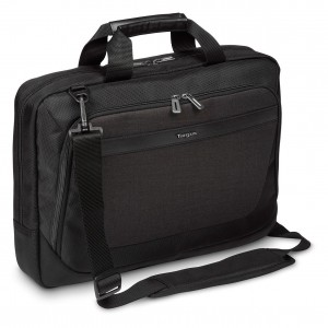Targus TBT914EU CitySmart Essential Multi Fit 12.5-14 Laptop Top Load Black and Grey Carry Bag