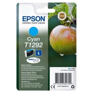 Epson T1292 Original Ink Cartridge C13T12924012 Cyan