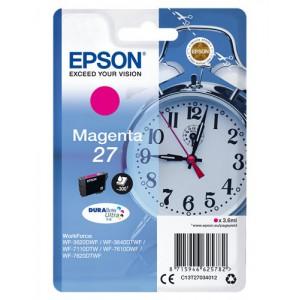 Epson Magenta 27 DURABrite Ultra Ink Cartridge