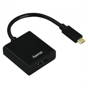 Hama 135725  Ultra HD USB -C Adapter for DisplayPort