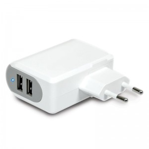 Port Designs 900019  USB Power Adapter