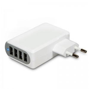 Port Designs 900021  USB Power Adapter