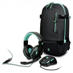 Port Designs 901751  Arokh Gaming  Pack 2 Mouse+ Headset
