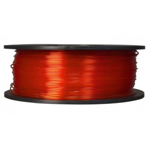 MakerBot Large Translucent Orange PLA