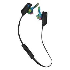 Skullcandy S2WIW-K448  In-Ear Wireless Earphone (Black Swirl)