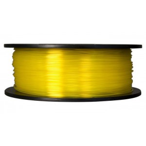 MakerBot Large Translucent Yellow PLA