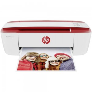 HP DeskJet Ink Advantage 3788 All-in-One Printer (RED)