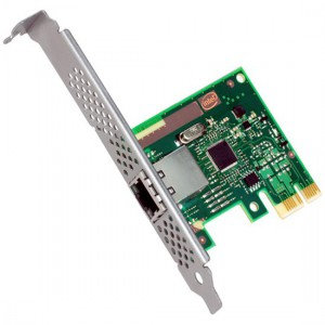 Intel 10/100/1000 Gbe PCI-E Server Adapter