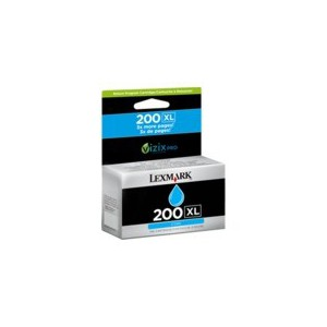 LEXMARK NO 220XL CYAN High Yield Return Program Ink Cartridge