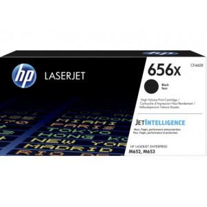 HP 656X High Yield Black Original LaserJet Toner Cartridge (CF460X)
