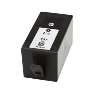 HP 907XL Extra High Yield Black Original Ink Cartridge - HP OfficeJet 6960/6970 series