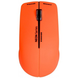 PORT WIRELESS MOUSE - CRIMSON RED + MOUSE PAD