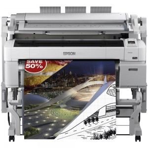 SureColor SC-T5200 MFP HDD LARGE FORMAT PRINTER