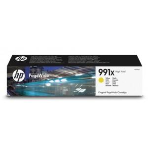 HP 991X High Yield Yellow Original PageWide Cartridge - PageWide Pro 750/772/777