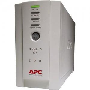 APC Back-UPS CS 500VA 230V W/O SW/Comm/Tel