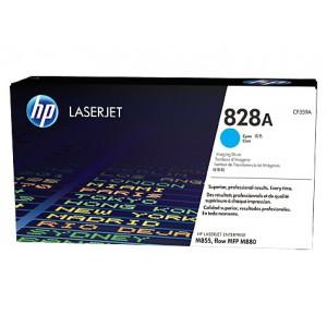 HP 828A Color LaserJet M855/880 CYAN IMAGING DRUM.