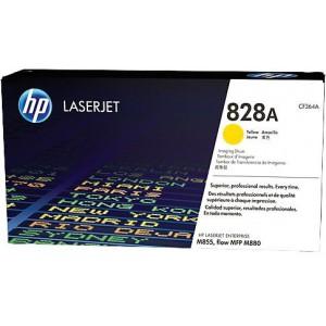 HP 828A Color LaserJetg M855/880 YELLOW IMAGING DRUM.