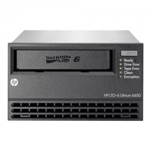 HP LTO-6 Ultrium 6650 Int SAS Tape Drive