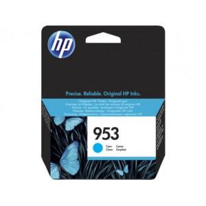HP 953 Cyan Original Ink Cartridge - HP OfficeJet Pro 8710/8720/8725/8730
