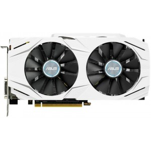 Asus GTX1070 White+Dual fans Graphics Card