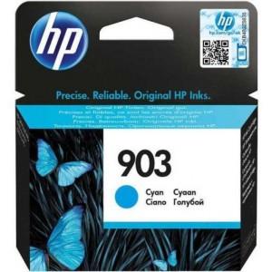 HP 903 Cyan Original Ink Cartridge - HP OfficeJet 6950/6960/6970 series