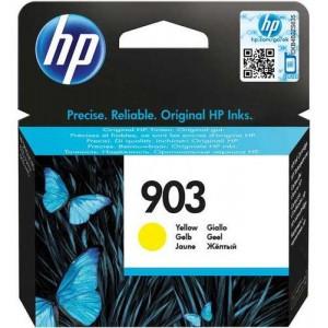 HP 903 Yellow Original Ink Cartridge - HP OfficeJet 6950/6960/6970 series