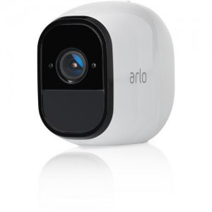 NETGEAR ARLO PRO RECHARGEABLE WIRE-FREE HD SECURITY CAMERA WITH AUDIO.