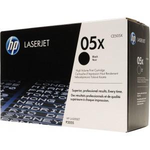 HP 05X LASERJET P2055 BLACK PRINT CARTRIDGE.