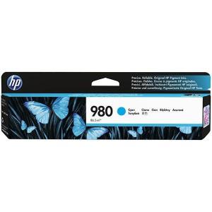 HP 980 CYAN OFFICEJET ENTERPRISE X555/X585 INK CARTRIDGE