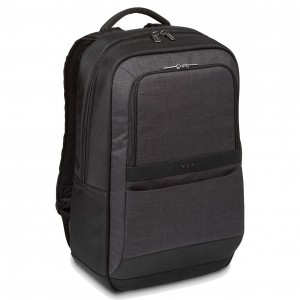 TARGUS - CITYSMART ESSENTIAL MULTI-FIT 12.5-15.6 LAPTOP BACKPACK BLACK/GREY