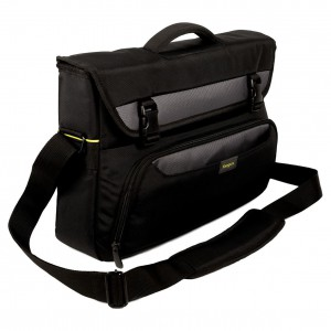TARGUS - CITYGEAR 10-14 LAPTOP MESSENGER BLACK