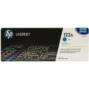 HP 122A Color LaserJet 2550/2800 SERIES CYAN PRINT CARTRIDGE.