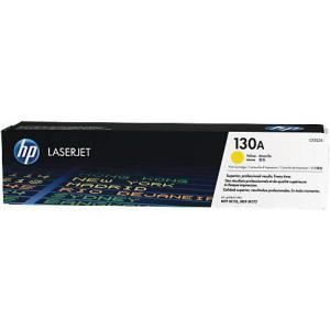 HP  130A Color LaserJet M176/177 YELLOW PRINT CARTRIDGE.