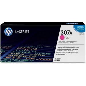 HP 307A COLOR LASERJET CP5225 MAGENTA PRINT CARTRIDGE.