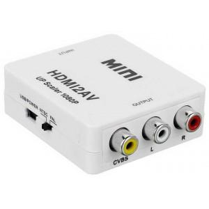 HDMI to AV (RCA) Converter