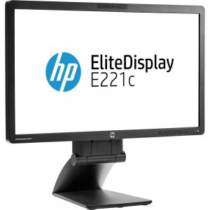 HP EliteDisplay E221 21.5 LED Backlit Monitor